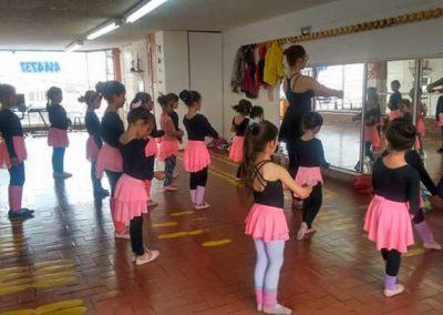 clases de ballet para jovenes